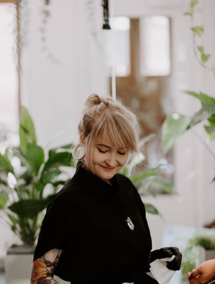 Henna Nopanen, The Flower Shop