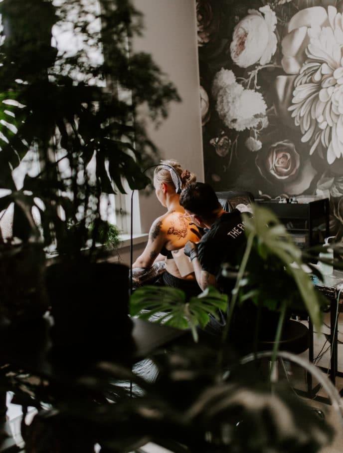 Hanne Vartiainen, tatuointitaiteilija
